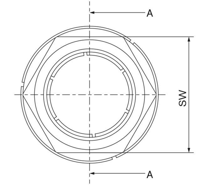 Locking Assembly  - RfN 7070