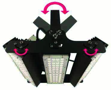 SITOLUX LED-Flutlicht Flex BASIC