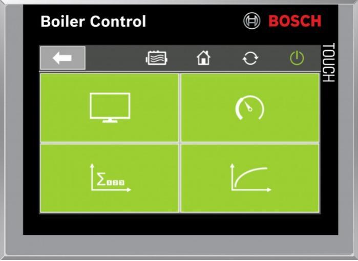 Bosch Система управления котлом BCO - Bosch Система управления котлом