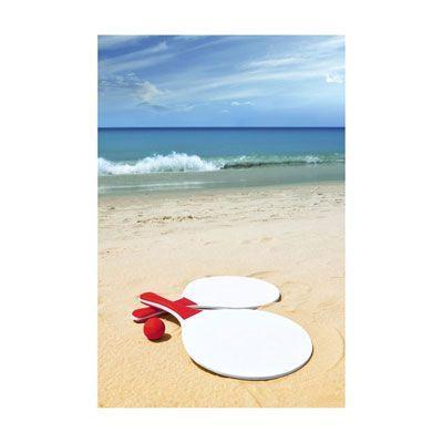 BeachTennis ens. de plage - LOISIRS