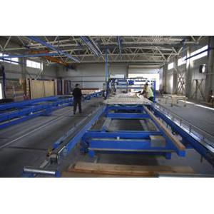 MANUFACTURED HOUSES - Production process