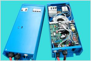 Multifunctional inverters & chargers (12/24 Volt) - power supplies
