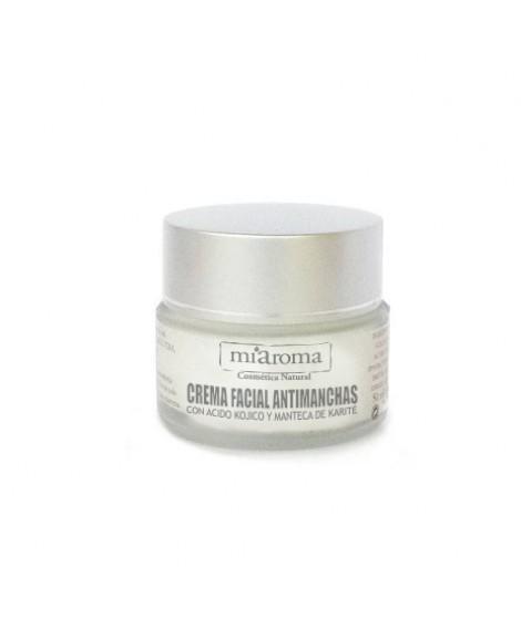 CREMA ANTI-MANCHAS - Crema anti-manchas con acido kojico y manteca de karité