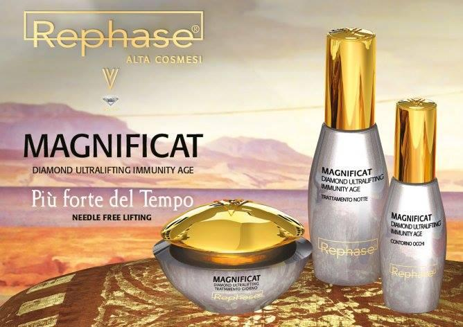 REPHASE LUXURY SKINCARE COSMECEUTICALS - PATENTED - UNIQUE FORMULATIONS MADE IN ITALY