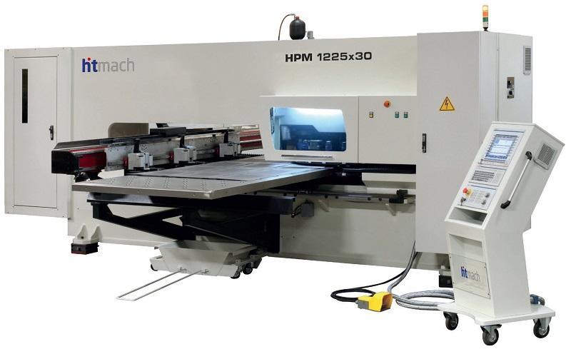 HTMACH Turret Punch Machine - HPM Series Turret Punch Machine