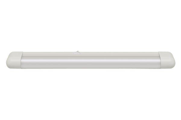 REGLETTE MINCE SLIMLINE 15W BLANC - Intérieur standard