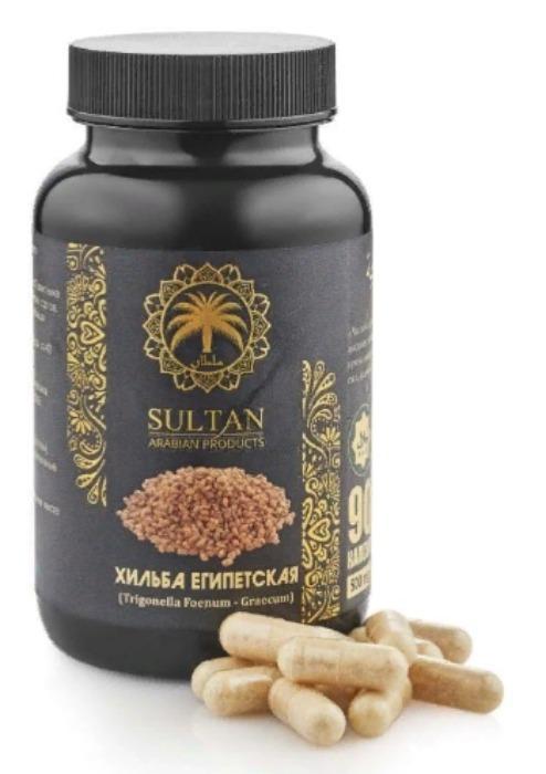 Helba Egyptian, capsules - SULTAN
