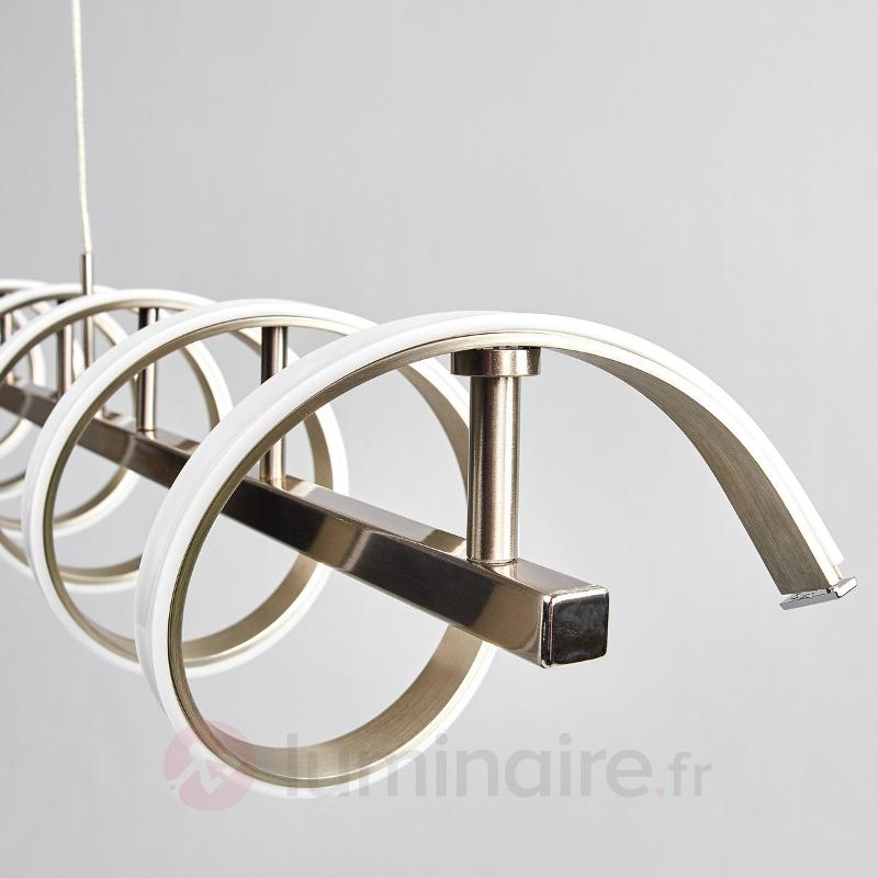 Suspension à LED en spirale Pierre - Suspensions LED