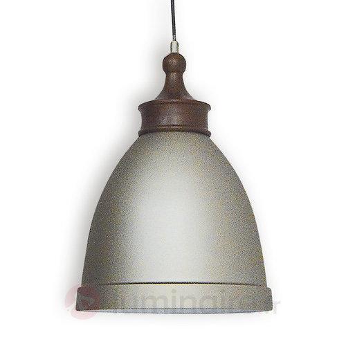 Hevin - suspension en métal en gris - Cuisine et salle à manger