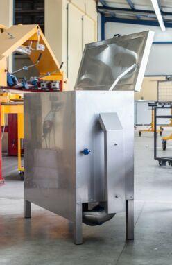 Textile processing machine - Textile machine