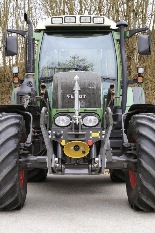 STKVF-Frontsyteme f. Fendt-Traktoren - null