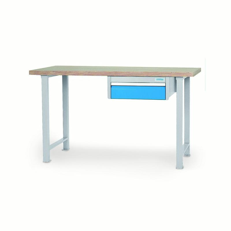 modular workbench with drawer block and 1 drawer - 03.15.520.1VA