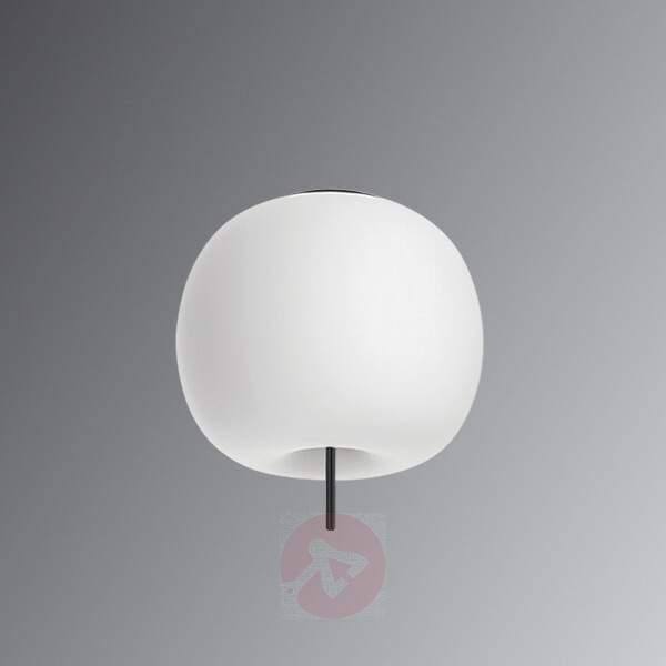 Kushi rounded designer LED ceiling light - Ceiling Lights