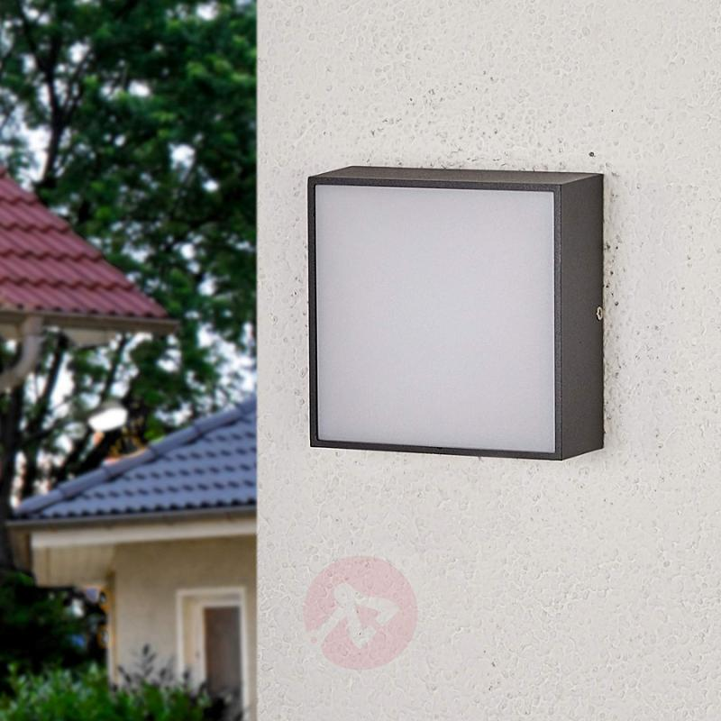 Jumana - LED outdoor wall light - outdoor-led-lights