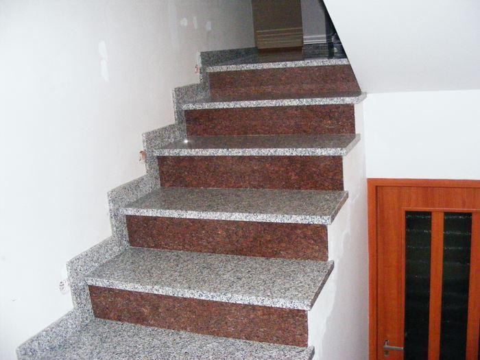 Schody z kamienia - Schody marmurowe, granitowe i inne
