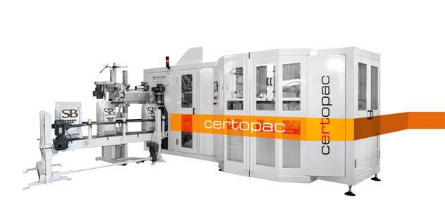 CERTOPAC - bis zu 1500 Säcke pro Stunde