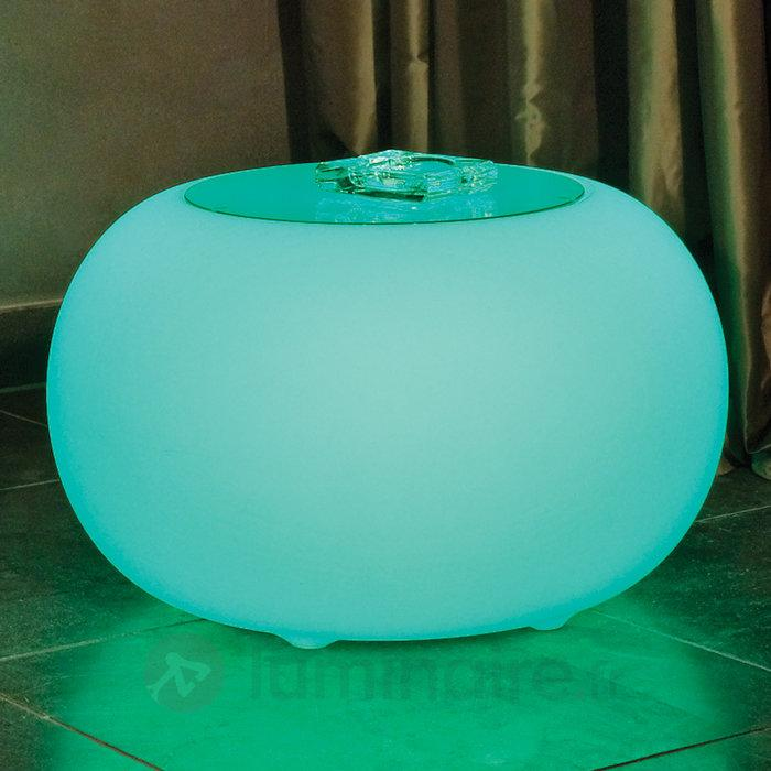 Table Bubble LED ACCU Outdoor - Mobilier