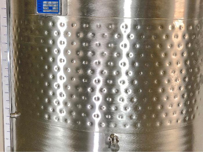 Depósito de acero 304 - 21,5 HL - SPABP2150