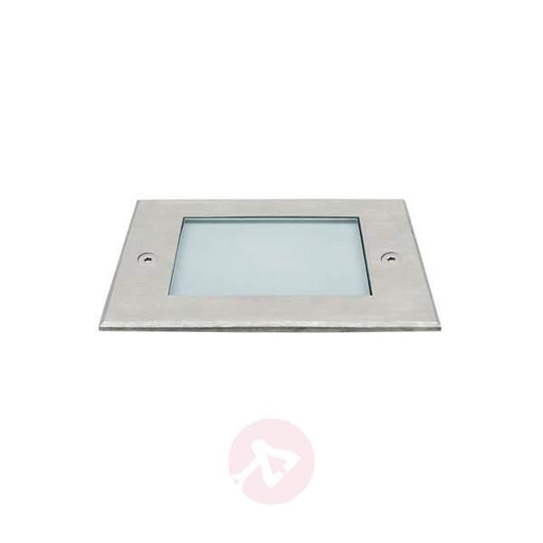 Square II LED recessed floor light - Recessed Floor Lights