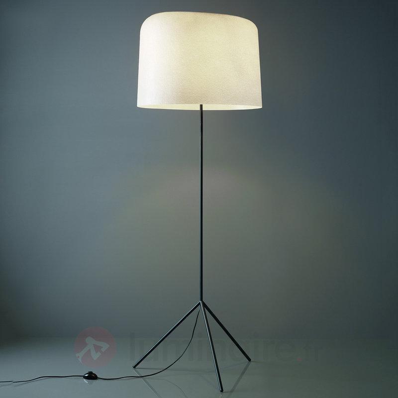 Lampadaire Ola à abat-jour en fibre de verre - Tous les lampadaires