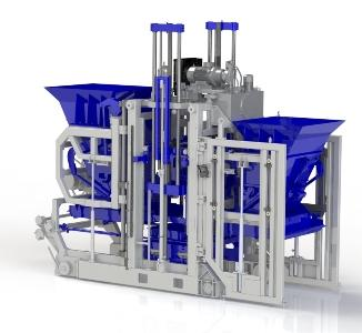 Block making machine Model Multimaster