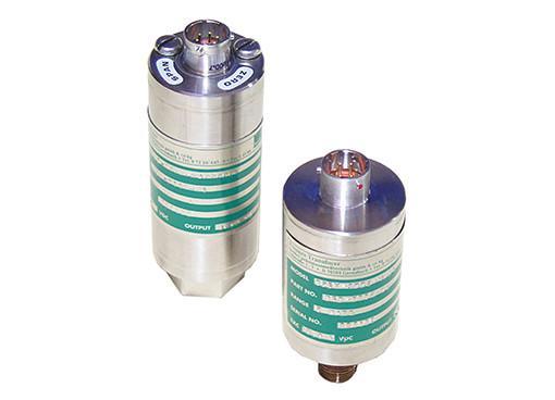 绝对压力换能器 - 8264, 8267 - 坚固,非常精确,可靠,长期稳定,用于动态和静态测量,不锈钢,适用于液体和气体介质,绝对压力和大气压测量