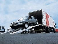 Déménagement de voiture