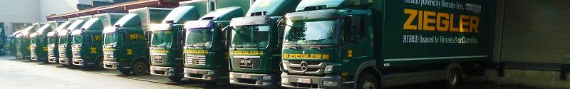 Road Freight - services