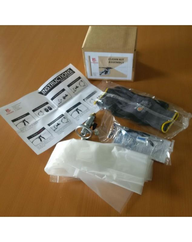 CLEANER KIT POUR TUYAU ISO/POLYOL - FROTH PAK DETAIL