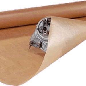 Complejo papel reforzado, Kraft / rejilla polipropileno + PE - PAPELES TECNICOS Y COMPLEJOS