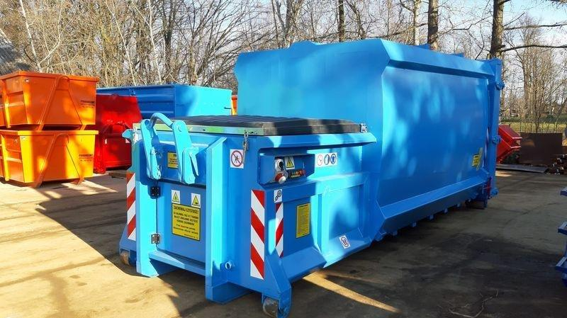 Press Containers / Compactors - Our products