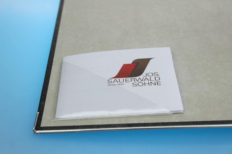 Dreieckstasche selbstklebend - Schenkellänge 100x100 mm - Dreiecktaschen