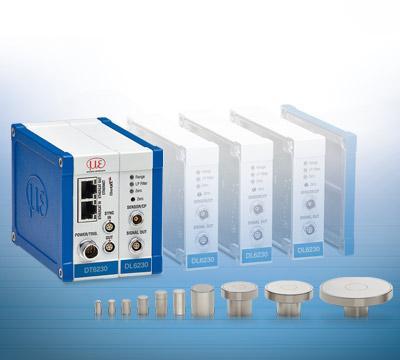 Modular multi-channel measurement system for highest... - capaNCDT 6200