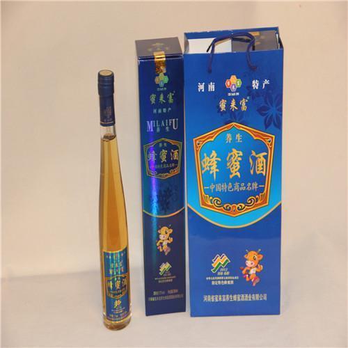 Здоровье Уход Мед Мид - 12 ° одна бутылка простой пакет