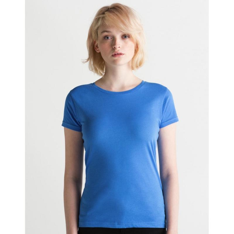 Tee-shirt femme léger - Manches courtes