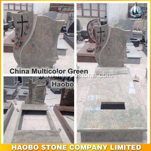 China Multicolor Green Monument - Italian Style
