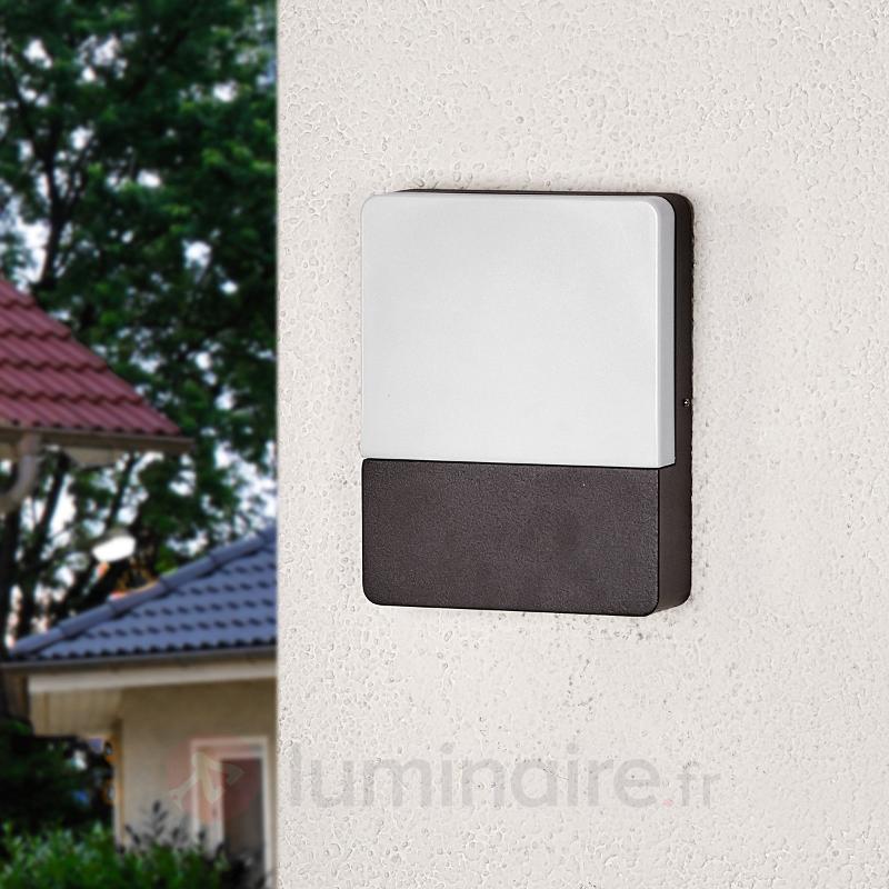 Annu - applique extérieure rectangulaire LED - Appliques d'extérieur LED