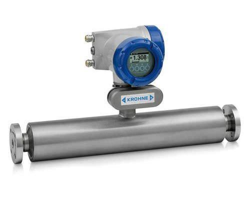 OPTIMASS 7000 - Caudalímetro para líquido corrosivo/másico/de efecto Coriolis/de montaje lateral