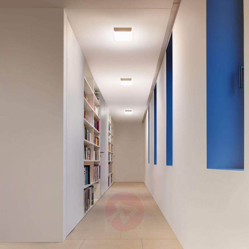 Sensor ceiling lamp RS LED M2 with warm white LEDs - indoor-lighting