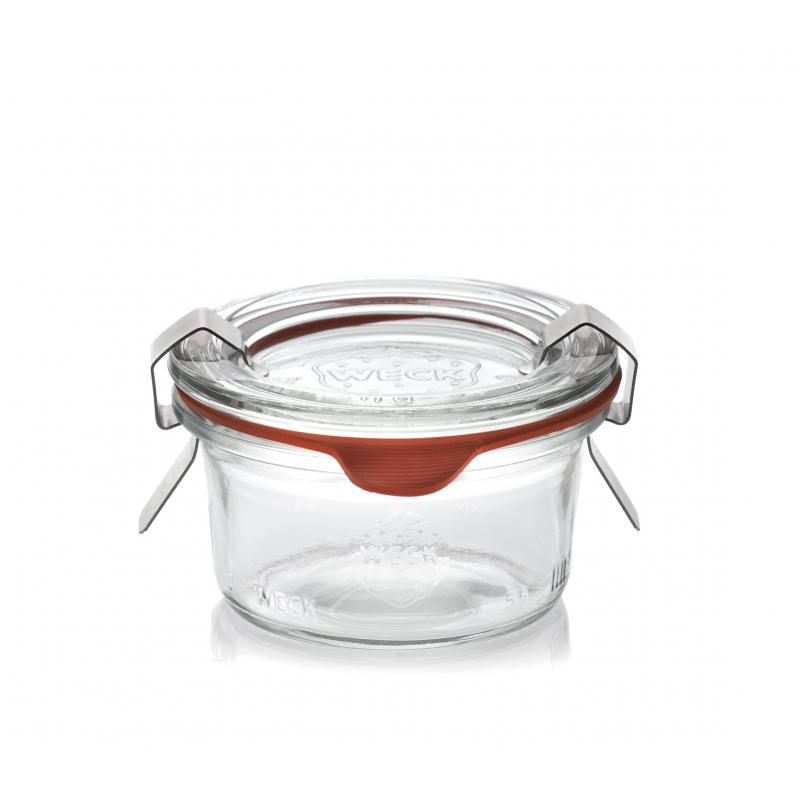 12 WECK jars 50 ml Mold  - Jars Weck® MOLD