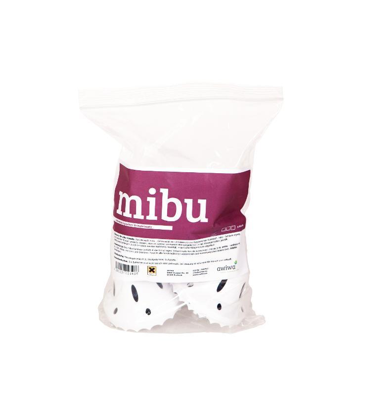 mibu – mikrobiologischer Urinaleinsatz - Badreiniger