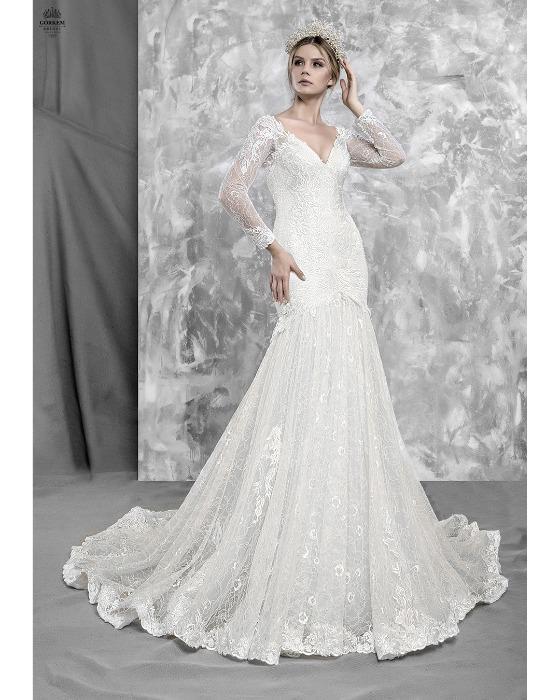 mermaid weddingdress  - model G6
