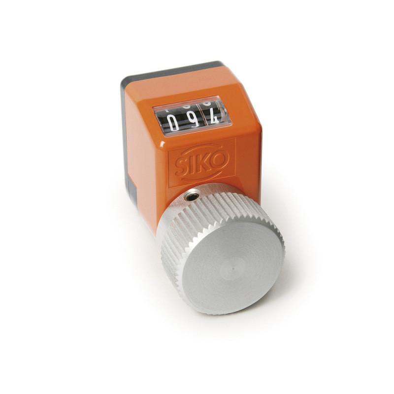 Control knob DK05 - Control knob DK05 , Miniaturized design with digital display