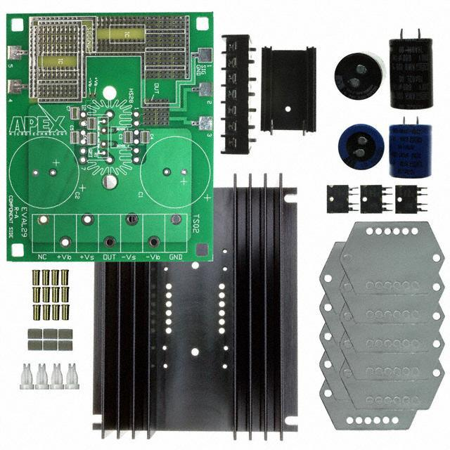 EVALUATION KIT FOR PA50 - Apex Microtechnology EK27