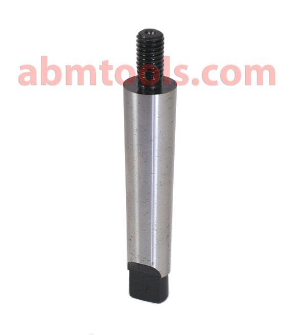 THREADED ARBORS – DRILL CHUCK ARBORS THREADED - These arbors are used for mounting chucks to spindles having threaded hole