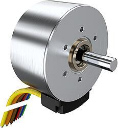 Brushless DC-Flat Motors Series 3216 ... BXT H - Brushless flat motors with External rotor technology