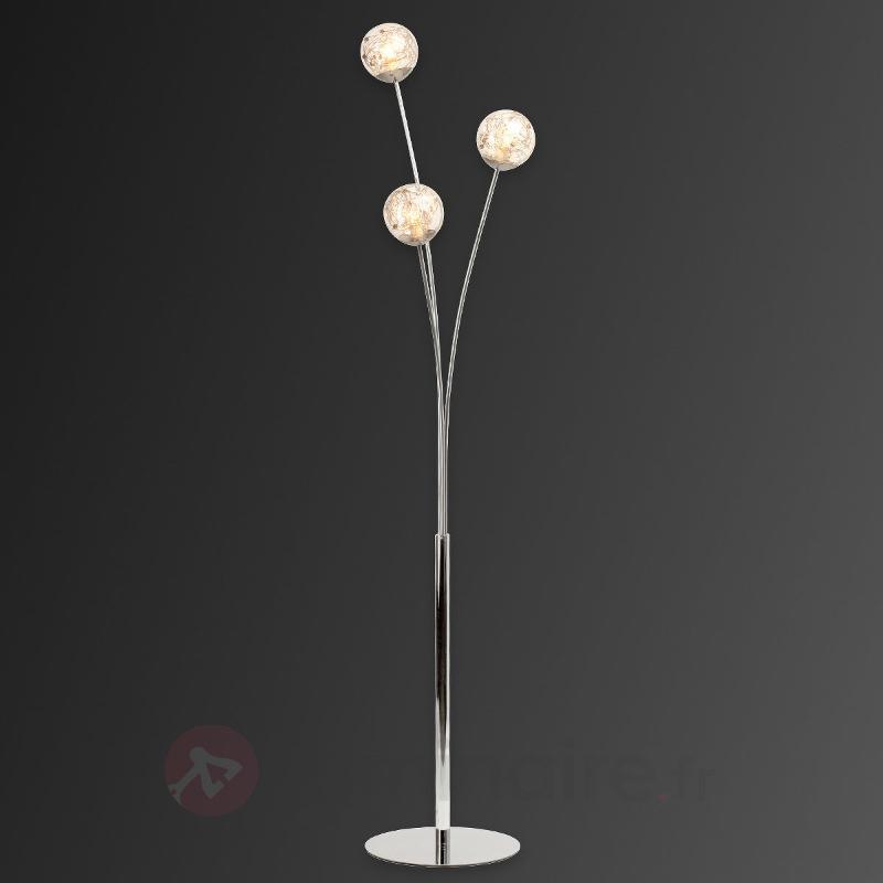 Lampadaire Joya à trois lampes - Tous les lampadaires