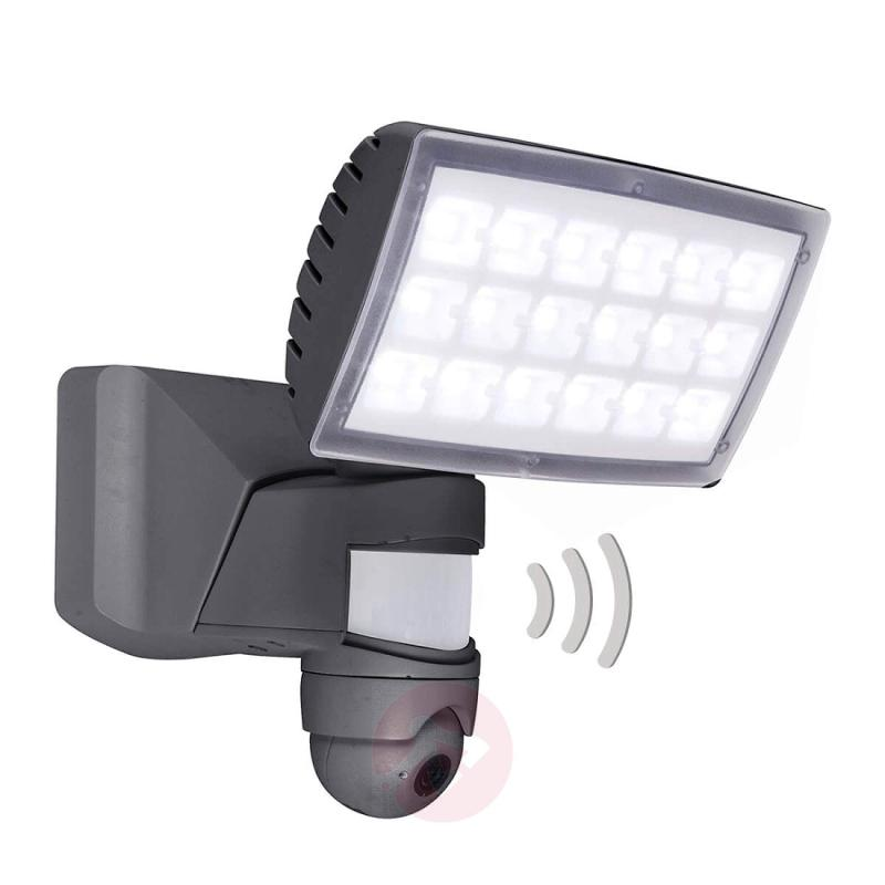 Peri Cam LED outdoor spotlight with camera/sensor - outdoor-led-lights
