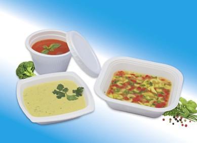 Soup cups, soup bowls, soup terrines