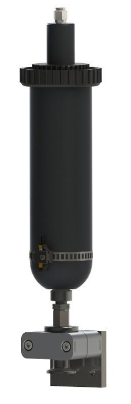 Kartuschenentleerung ViscoMT-C / 180 ml, 310 ml - Eurokartuschen, 600 ml, 950 ml / Medienzuführung zu Dispenser